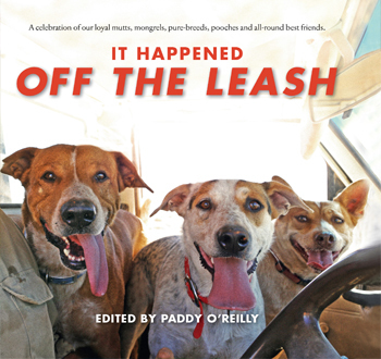 It Happened Off The Leash Book