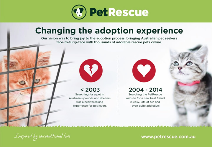 Changing the adoption experience
